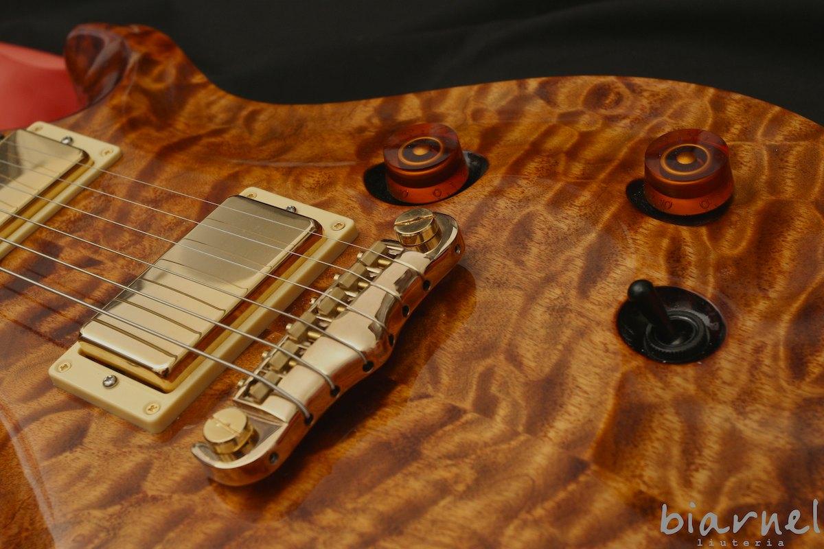 Biarnel Liuteria ProTs handmade guitar