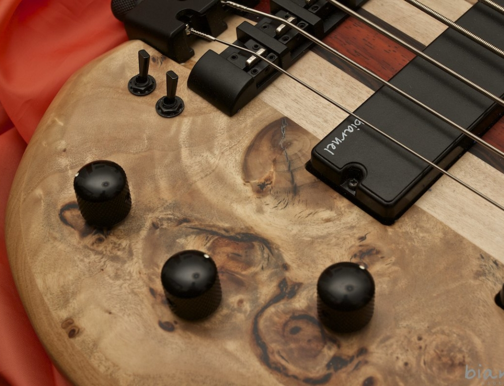 Come scegliere il legno del top per il tuo strumento