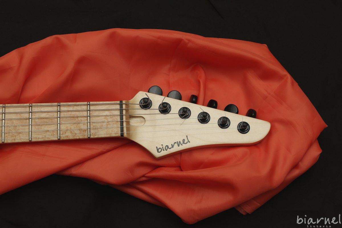 biarnel ybris chitarra paletta