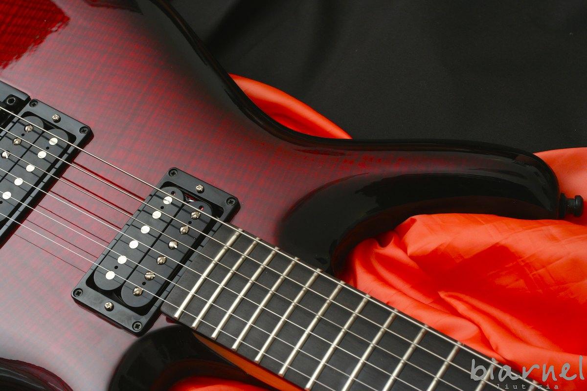 biarnel pizero chitarra