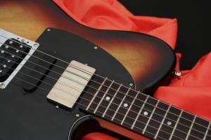 Biarnel liuteria Moz handmade guitar