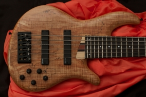 Biarnel Iter 6c Spalted Maple