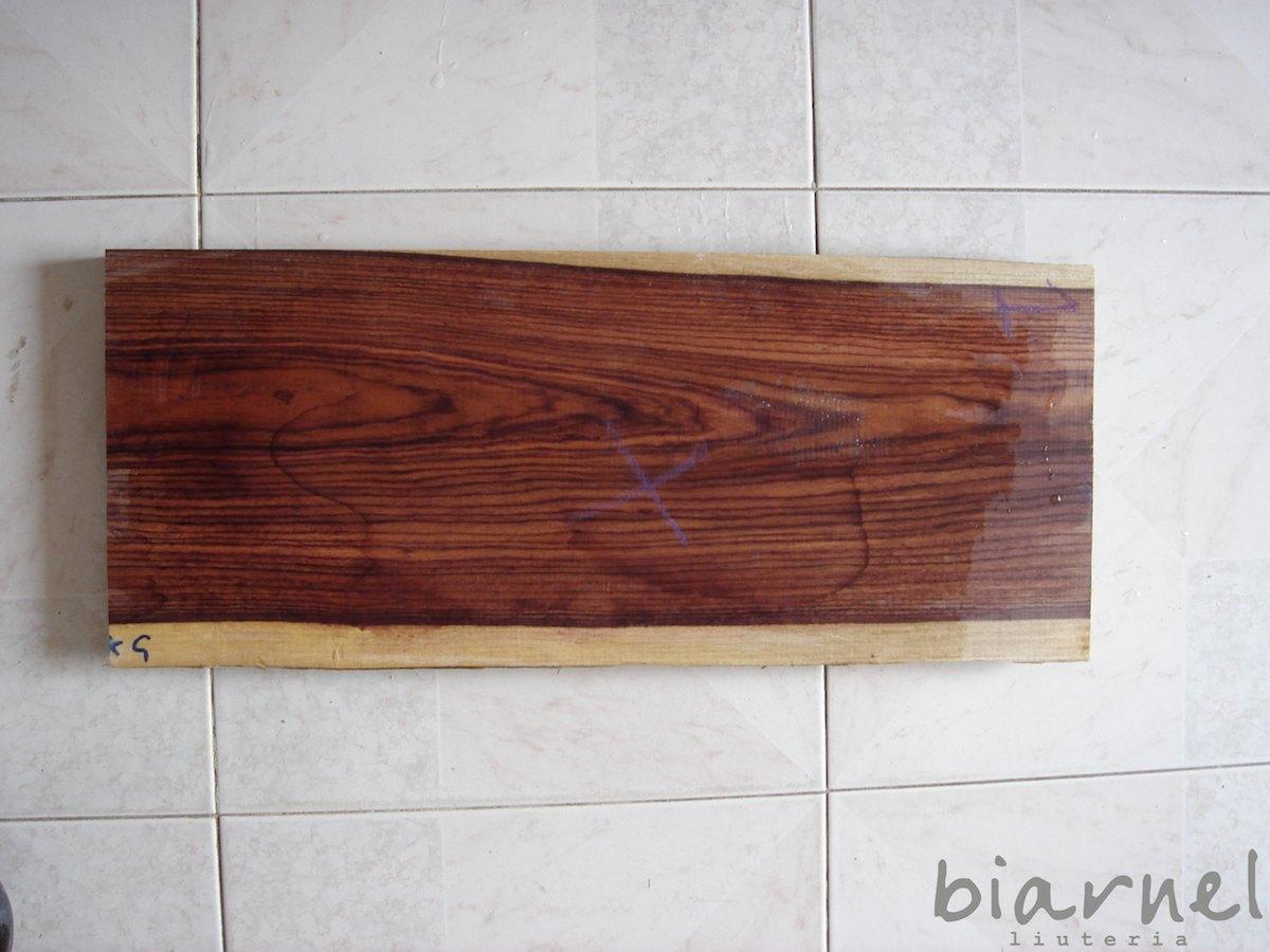 Biarnel wood legname cocobolo