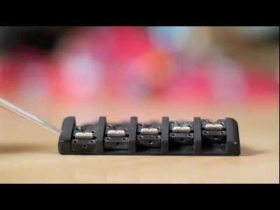 video regolazioni ponte biarnel
