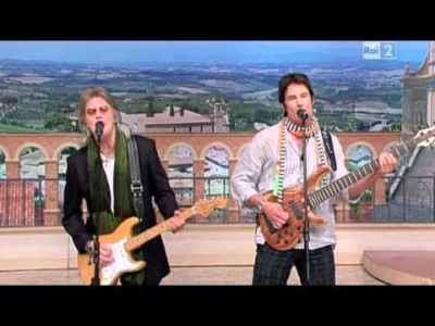 video ron moss con biarnel rai due