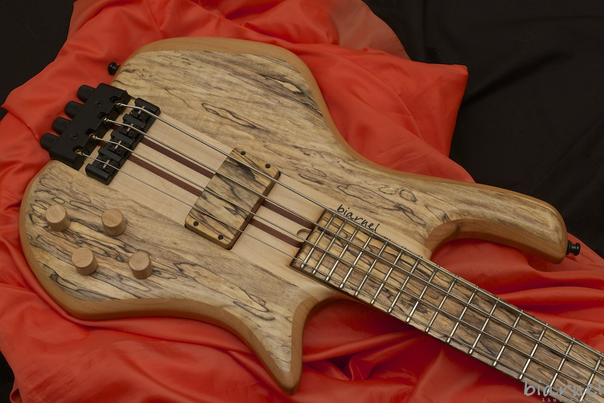Biarnel Scorcio 32 4c Spalted