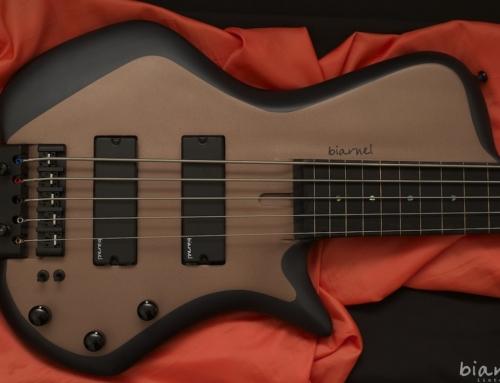 Biarnel Scorcio Single Cut 32″ 5c Black Onyx