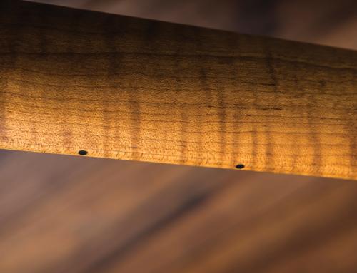 Roasted wood: Legname arrostito, la ricerca del timbro perfetto