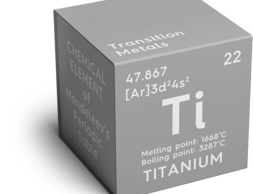 Titanium Rods: barre di rinforzo in Titanio nel manico