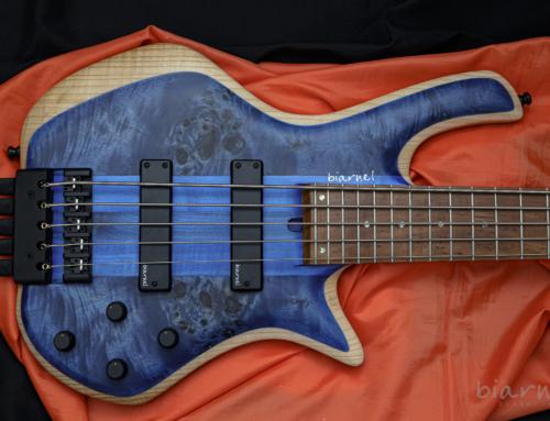 Biarnel Scorcio 32″ 5c BlueBurl Roasted